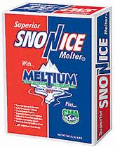 SUPERIOR SNOW N ICE MELT 50LB BOX